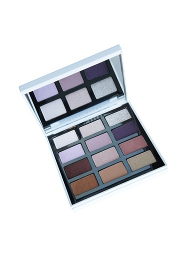 Bobbi Brown Crystal Drama Eye Palette Göz Farı Renkli
